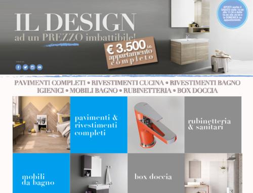 Promo Appartamento Completo a 3.500 € iva inclusa.
