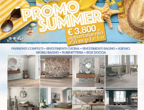 PROMO SUMMER Appartamento Completo a 3.800 € iva inclusa.